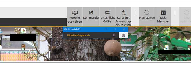 Remotehilfe als Teamviewer Ersatz
