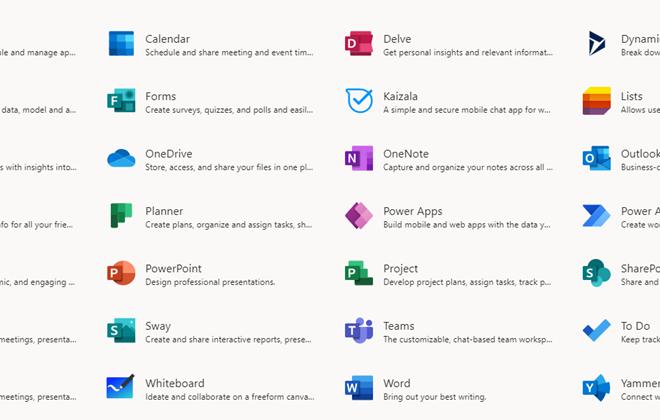 Microsoft und Produktnamen
